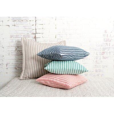 Bengal Stripe 100% Cotton Pillow