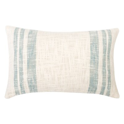 Wendolyn 100% Cotton Lumbar Pillow Color: Fountain