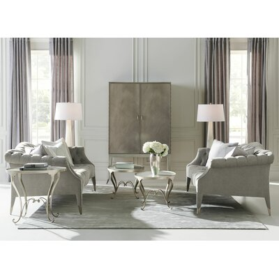 Elgomise 2 Piece Coffee Table Set