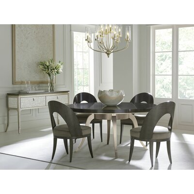 Maple Round 5 Piece Dining Set