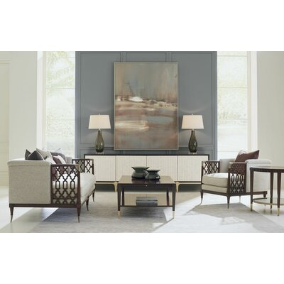 Upholstered Configurable Living Room Set