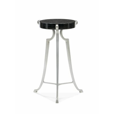 Granite Top End Table