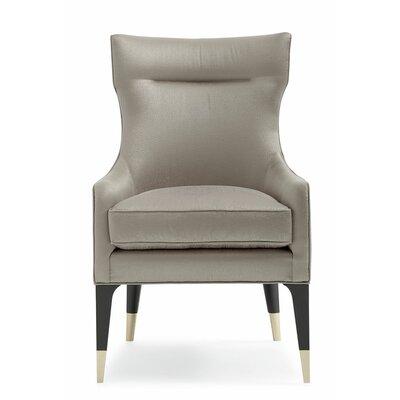 Petite Wingback Chair