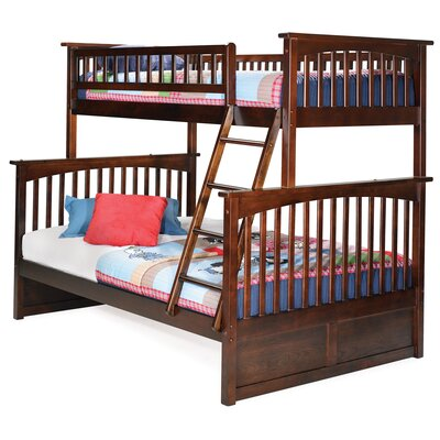 Furniture rental Columbia Bunk Bed Configuration: Tw...