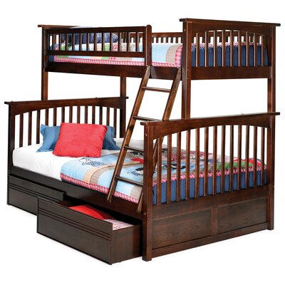 Financing for Columbia Bunk Bed with Flat Panel D...
