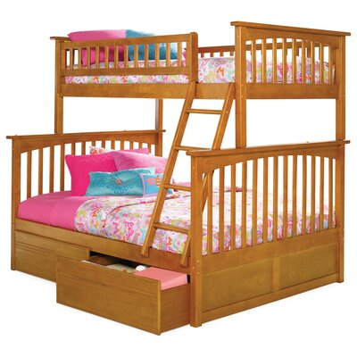 Loan for furniture Columbia Bunk Bed with Flat Panel D...