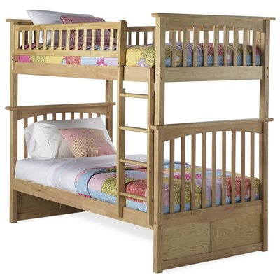 Easy financing Columbia Bunk Bed Configuration: Fu...