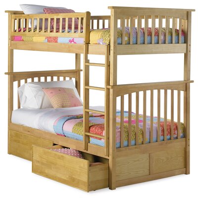 Rent Columbia Bunk Bed with Flat Panel D...