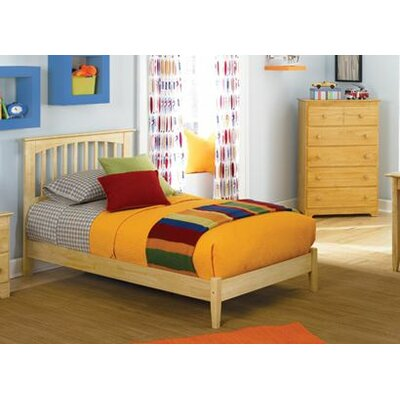 Furniture financing Brooklyn Platform Bed with Open Foo...