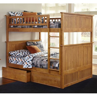 Furniture rental Nantucket Bunk Bed with Flat Panel ...