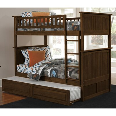 Bad credit financing Nantucket Bunk Bed with Trundle Bed...