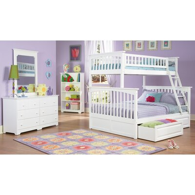 Rent Columbia Bunk Bed Configuration: Fu...