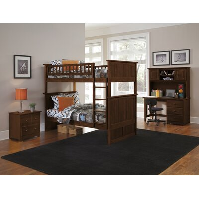 Rent to own Nantucket Bunk Bed Configuration: T...