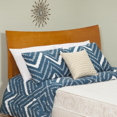 Soho Sleigh Headboard Size: Twin, Finish: Caramel Latte
