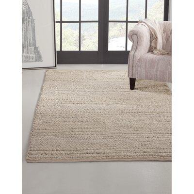 Lodi Ivory Area Rug Rug Size: 5 x 8
