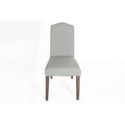 Avila  Side Chair (Set of 2) Finish: Light Aqua