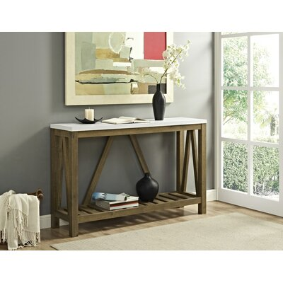 Brandy Entry Console Table