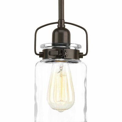 Orlane 1-Light Mini Pendant Finish: Antique Bronze