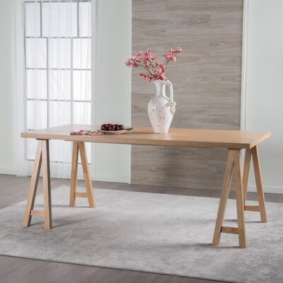 Dillon Dining Table Finish: Oak