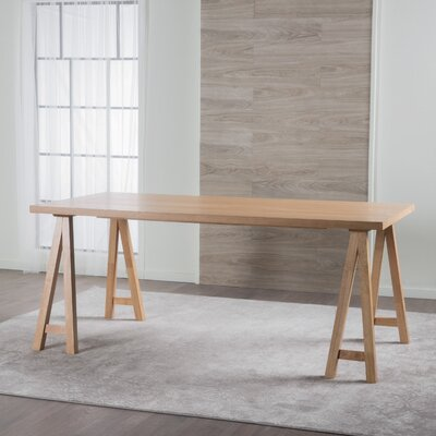 Burlands Dining Table Finish: Oak