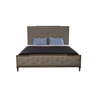Fraire King Upholstered Panel Headboard