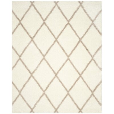 Macungie Beige Indoor Area Rug Rug Size: Rectangle 8 x 10
