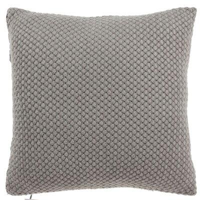 Shant Throw Pillow Color: Grey