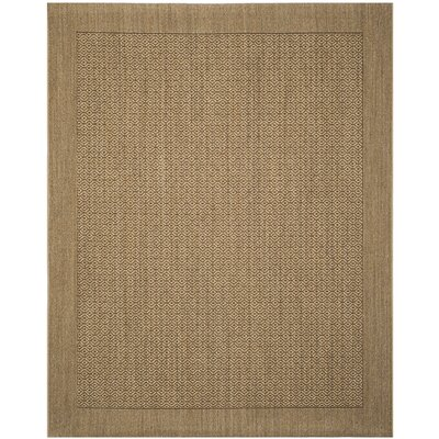 Grampian Beige/Gray Area Rug Rug Size: Rectangle 8 x 10