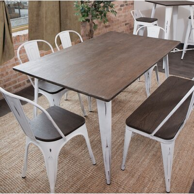 Claremont 4 Piece Dining Set