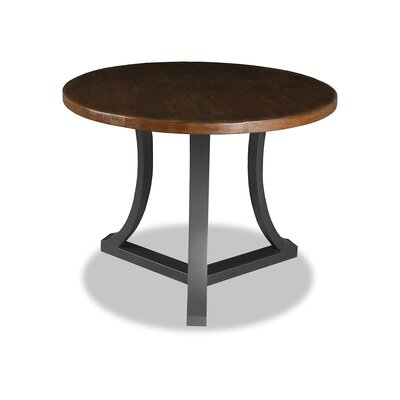 Louisa Pub Table Top Finish: Dry Cognac, Size: 42 H x 42 L x 42 W