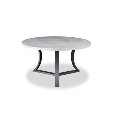 Louisa Dining Table Finish: Dry White