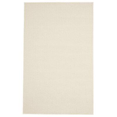 Pamela Wool Linen Area Rug Rug Size: 6 x 9