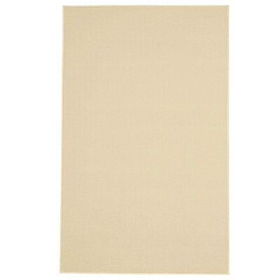 Pamela Wool Honey Area Rug Rug Size: 6' x 9'