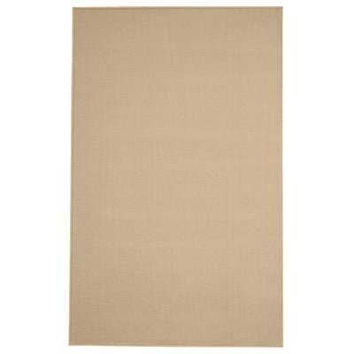 Pamela Wool Tan Area Rug Rug Size: Runner 26 x 9