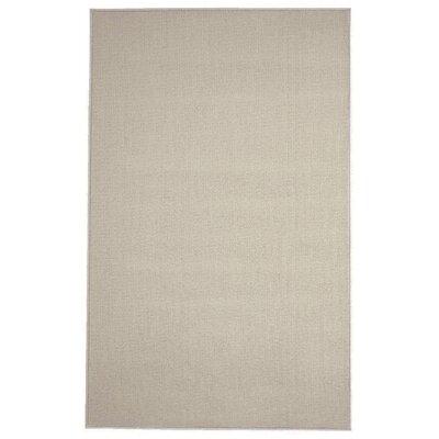 Pamela Wool Gray Area Rug Rug Size: 5 x 8