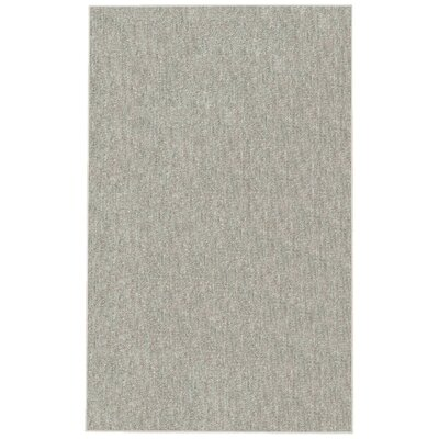 Meredith Gray Area Rug Rug Size: Runner 26 x 9