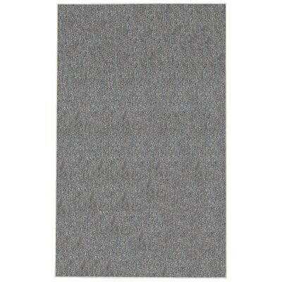 Meredith Charcoal Area Rug Rug Size: Runner 26 x 9