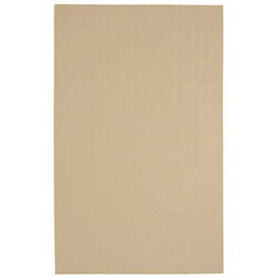 Zullo Natural Area Rug Rug Size: 6' x 9'