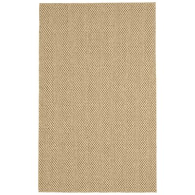 Volkman Natural Area Rug Rug Size: 6 x 9