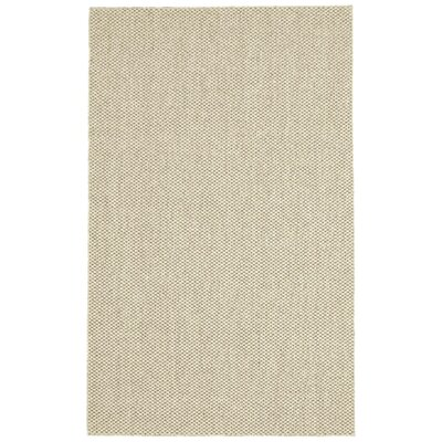 Volkman Linen Area Rug Rug Size: Runner 26 x 9