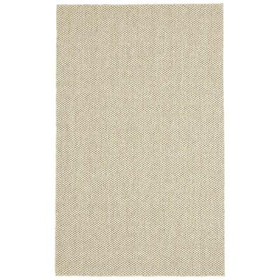 Volkman Linen Area Rug Rug Size: 5 x 8