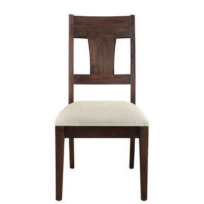 Pothier Upholstered Dining Chair (Set of 2)