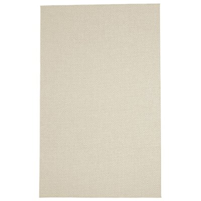 Patel Ivory Area Rug Rug Size: Runner 26 x 9