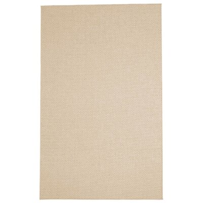 Patel Linen Area Rug Rug Size: 5 x 8