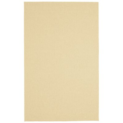 Paquerette Honey Area Rug Rug Size: 8 x 10