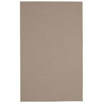 Paquerette Brown Area Rug Rug Size: 5 x 8