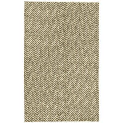 Paige Gray Area Rug Rug Size: 5 x 8