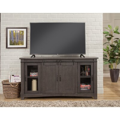 Karlo 65 TV Stand Color: Grey