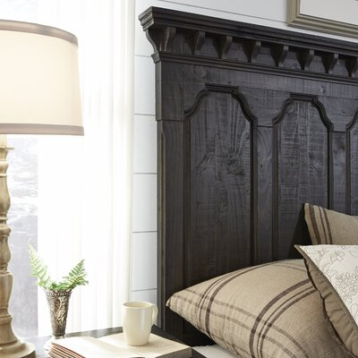 Alona Panel Headboard Size: King