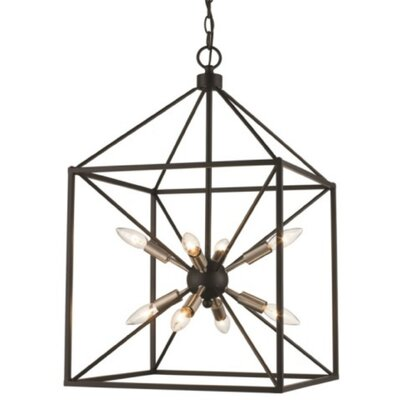 Weeden 8-Light Foyer Pendant